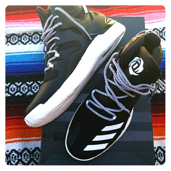 9ded7a33b Adidas SM D Rose 7 NBA Basketball Shoes